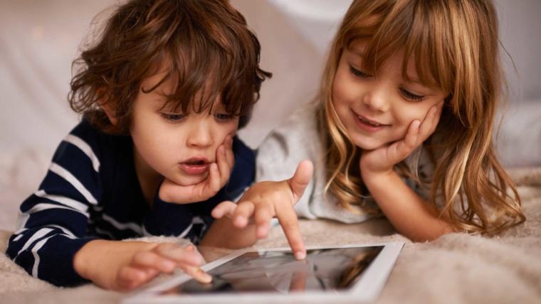 Come approcciare i bambini alle tecnologie